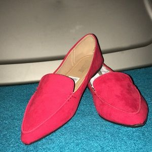 Sooo cute NWT Red shoes 👠 beautiful size 7